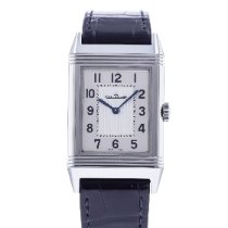 Jaeger-LeCoultre Grande Reverso Ultra Thin Сталь 27.5mm Cеребро