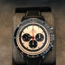 Omega Speedmaster Professional Moonwatch new 2018 Manual winding Chronograph Watch with original box and original papers 311.33.40.30.02.001