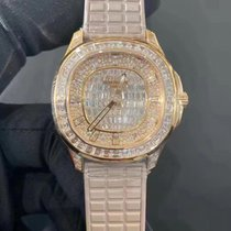 Patek Philippe Rosa guld 38.8mm Automatisk 5062/450R-001 ny