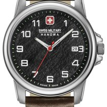 Swiss Military Hanowa Swiss Soldier Prime 39mm Negro