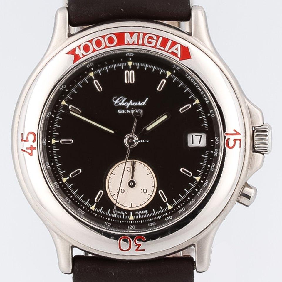 Chopard Mille Miglia 8182 pre-owned