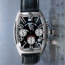 Franck Muller usados Automático 50mm Negro Cristal de zafiro