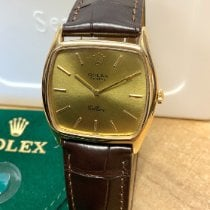 Rolex Cellini Geelgoud 31mm Goud