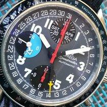Omega Speedmaster Day Date Acier 39mm Noir Arabes France, LYON