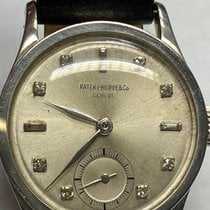 Patek Philippe Calatrava Platinum 31mm Mother of pearl No numerals United States of America, Florida, Miami