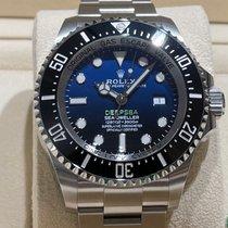 Rolex Sea-Dweller Deepsea Acciaio 44mm Blu Senza numeri Italia, Brescia