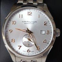 Hamilton Jazzmaster Maestro Steel 40mm Silver Arabic numerals United States of America, Massachusetts, Swampscott