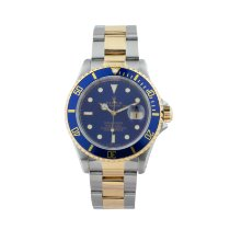 Rolex 16613 Gold/Steel 1993 Submariner Date 40mm pre-owned United States of America, Georgia, ATLANTA