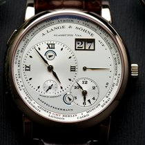 A. Lange & Söhne Lange 1 Rose gold 41.9mm Silver Roman numerals United States of America, California, Irvine