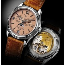 Patek Philippe Platinum Automatic 39mmmm new Annual Calendar