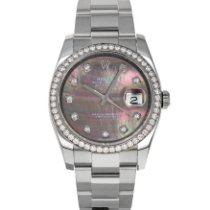 Rolex 116244 Steel Datejust 36mm pre-owned United States of America, Maryland, Baltimore, MD