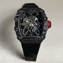 Richard Mille RM 035 RM035-01 Mai indossato Carbonio 49.94mm Manuale