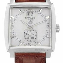 TAG Heuer Monaco Lady Steel 36mm White United States of America, California, Moorpark