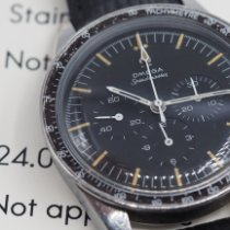 Omega Speedmaster Professional Moonwatch Stahl 40mm Schwarz Keine Ziffern Deutschland, Ellerau