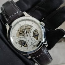 Jaeger-LeCoultre Master Minute Repeater Platin 43mm Silber Keine Ziffern