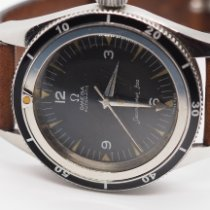 Omega 2913-5 Steel 1960 Seamaster 300 39mm pre-owned