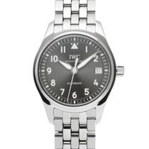 IWC Pilot's Watch Automatic 36 Steel 36mm Grey