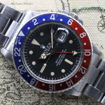 Rolex GMT-Master Steel 40mm Black No numerals UAE, Dubai
