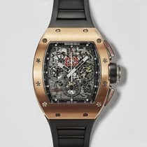 Richard Mille Rose gold 50mm RM011FM pre-owned
