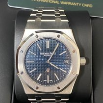 Audemars Piguet Royal Oak Jumbo Steel 39mm Blue No numerals United States of America, Pennsylvania, Douglassville