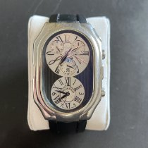 Philip Stein usados Cuarzo 38mm Cristal mineral 5 ATM