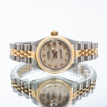 Rolex Lady-Datejust Gold/Steel 26mm White Arabic numerals United Kingdom, Essex