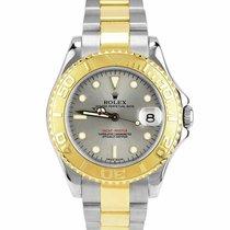 Rolex 168623 Acero y oro Yacht-Master 35mm usados