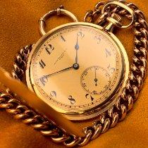 Patek Philippe Montre occasion 1920 Or jaune Remontage manuel Montre uniquement