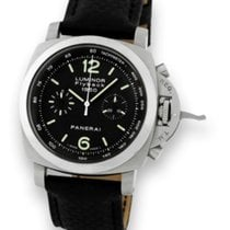 Panerai Luminor 1950 3 Days Chrono Flyback new Automatic Chronograph Watch with original box and original papers PAM 00212
