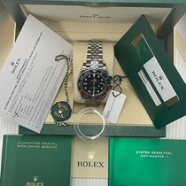 Rolex 126710BLRO Acero 2019 GMT-Master II 40mm usados