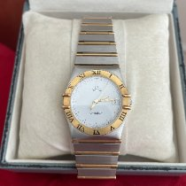 Omega Constellation Gold/Steel 36mm White No numerals United States of America, North Carolina, Willow Spring