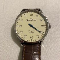 Meistersinger Steel 40mm Automatic PM903 pre-owned United Kingdom, m334ew