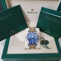 Rolex Submariner Date 126613lb Unworn Gold/Steel 41mm Automatic United Kingdom, Bath
