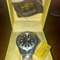 Invicta Steel 47mm Automatic 16034 new United States of America, Alaska, Fairbanks