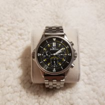 JeanRichard Steel Automatic 25020 pre-owned United States of America, Connecticut, Durham