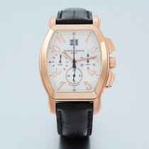 Vacheron Constantin Rose gold Automatic Silver Arabic numerals pre-owned Royal Eagle