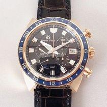 Seiko Grand Seiko new 2020 Automatic Chronograph Watch with original box and original papers SBGC238