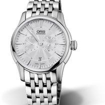 Oris Steel 40.5mm Automatic 01 749 7667 4051-07 8 21 77 new