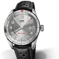Oris Audi Sport Steel 44mm Silver