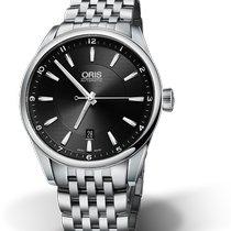 Oris Artix Date Steel 42mm Black
