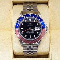 Rolex GMT-Master Steel 40mm Black No numerals Canada, Montreal
