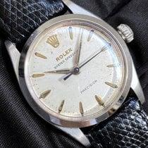 Rolex Acero Blanco