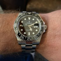 Rolex 116710LN Steel 2008 GMT-Master II 40mm pre-owned United States of America, Florida, palm city