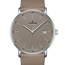 Junghans FORM A Steel 39.3mm Brown No numerals