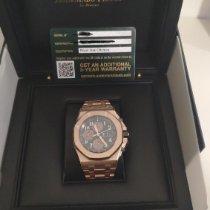 Audemars Piguet Royal Oak Offshore Chronograph neu 2020 Automatik Chronograph Uhr mit Original-Box und Original-Papieren 26470OR.OO.1000OR.03