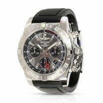 Breitling Chronomat 44 GMT Acier 45mm Gris