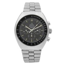 Omega Speedmaster Mark II Acero 42mm Negro