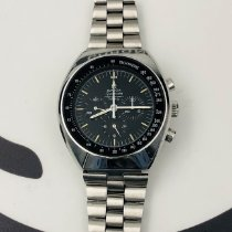 Omega Speedmaster Mark II Steel 42mm Black United States of America, New York, NYC