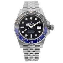 Rolex GMT-Master II Steel 40mm Black United States of America, New York, NYC