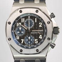 Audemars Piguet Royal Oak Offshore Chronograph Acciaio 42mm Blu Arabi Italia, Bergamo - Seriate